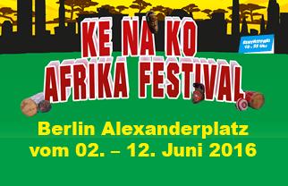 Kenako Festival in Berlin