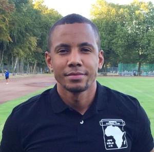 Cedric war bei der Gründung des neuen AFC dabei. Foto: AFC Köln
