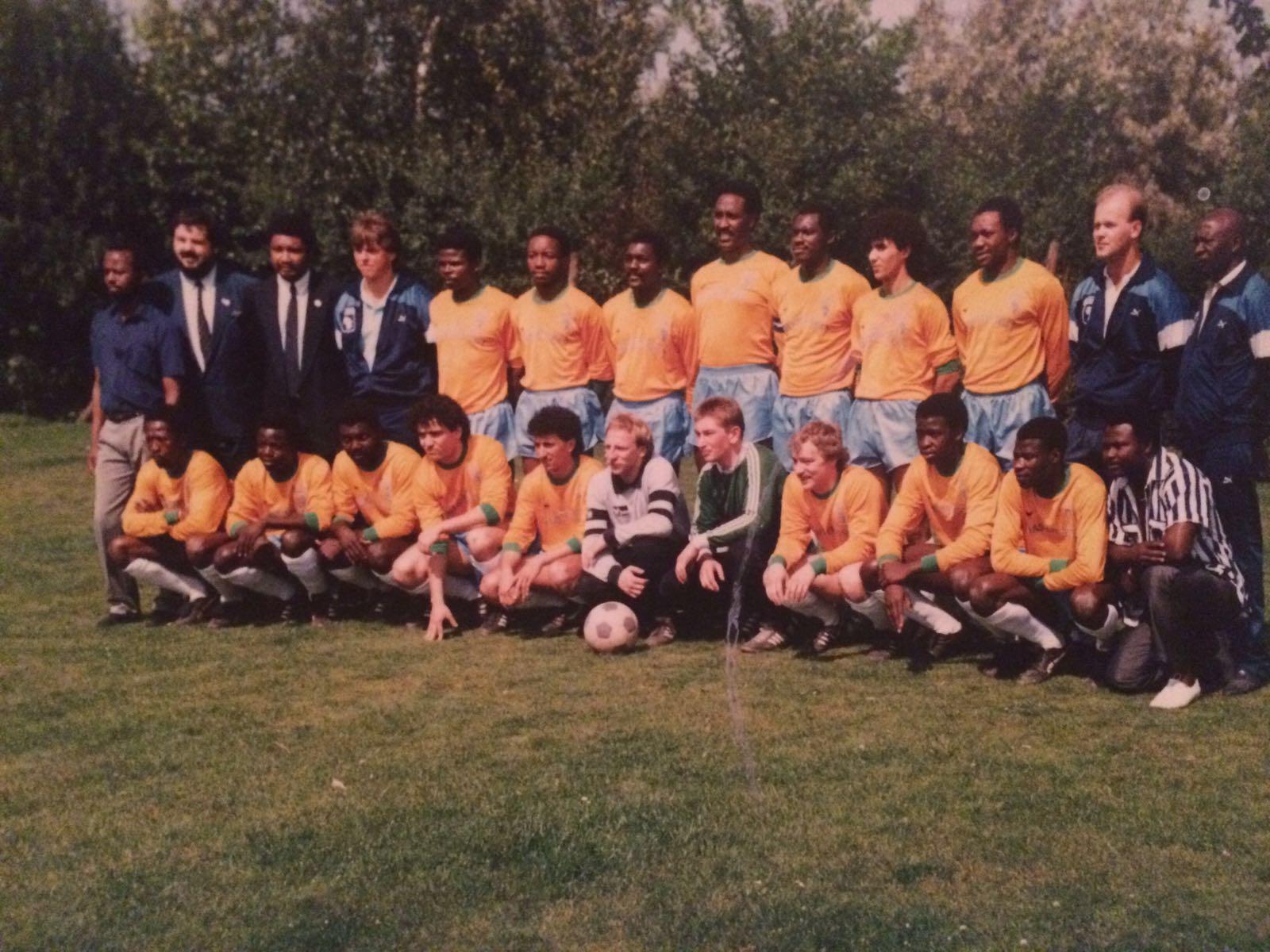 Der alte Klub, an dem Cedric sich bei der Gründung des AFC Köln orientierte. Foto: AFC Köln
