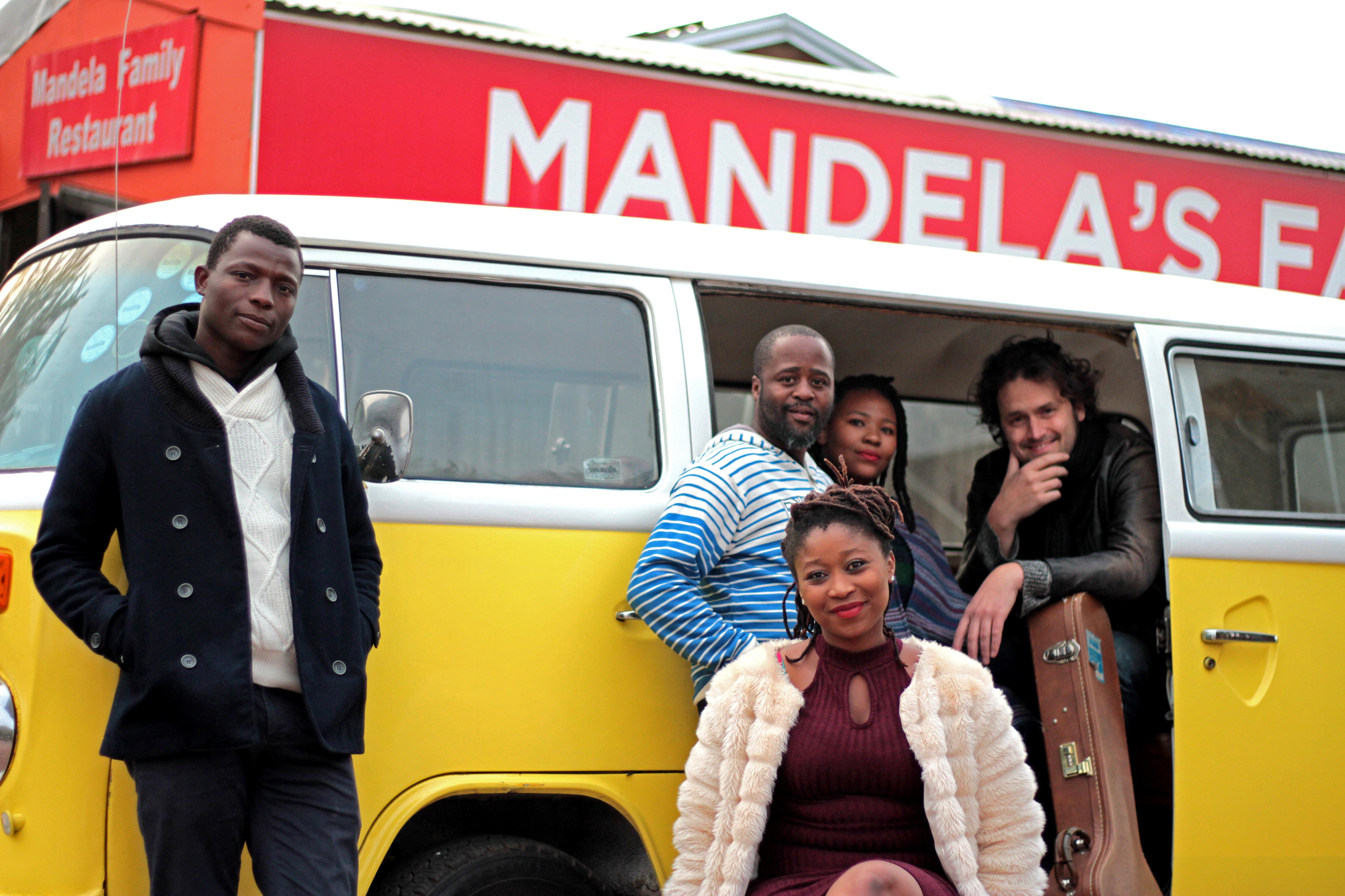 Konzertprogramm-Highlight am Samstag, 15.07., 20.30 Uhr SOWETO SOUL – Foto: Soweto Soul
