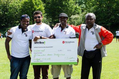 Gewinner 2017: Afrikanischer Verein Stuttgart