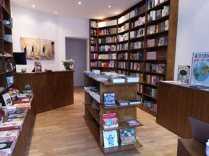 Der Buchladen in der Sonntagsstraße (c)InterKontinental
