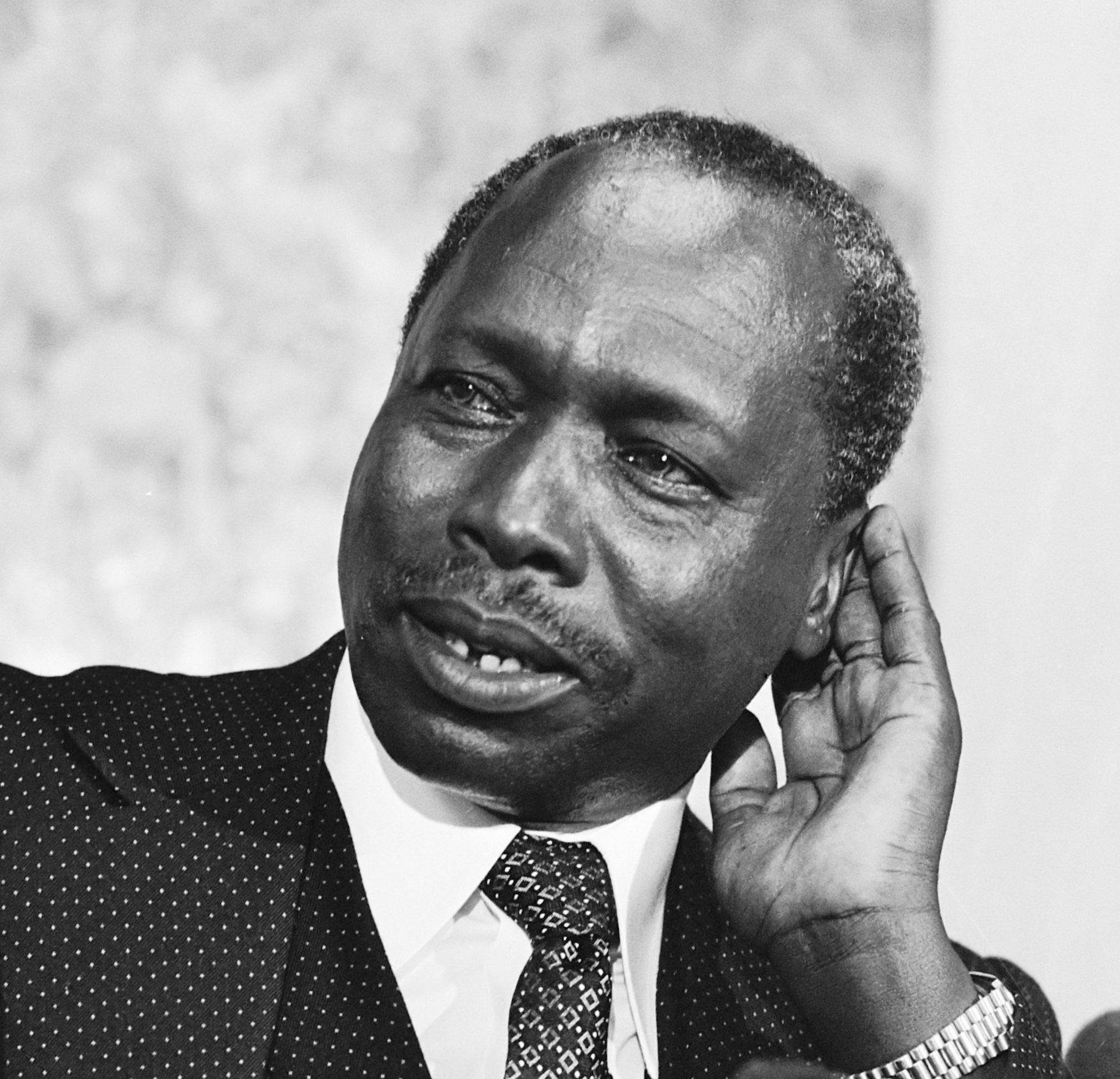 Kenia Nimmt Abschied Von Seinem Ex-Präsidenten