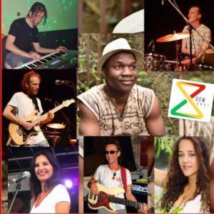 Zoum Sondy ist eine achtköpfige multikulturelle Reggae Band aus Köln. In Côte d'Ivoire, dem Geburtsland von Sänger Zoum, haben sie auch schon gespielt und überhaupt sind sie viel und gerne unterwegs. Erlebt sie am 11. September im Online-Konzert!