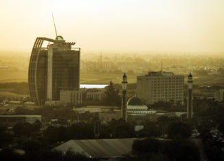 In den Straßen Khartums war erhöhte Militärpräsenz zu beobachten © Christopher Michel, Flickr.com
