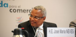 Ein bekanntest Gesicht: der neugewählte Präsident José Maria Neves war bis 2016 Premierminister der Kapverden. © WTO/Studio Casagrande
